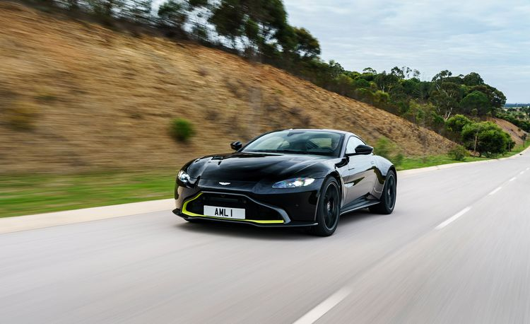 2019 Aston Martin Vantage – First Drive Review