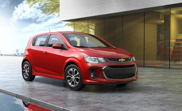 Will General Motors Kill Off the Chevrolet Sonic?