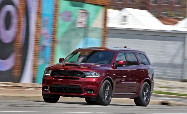 2018 Dodge Durango SRT – In-Depth Review