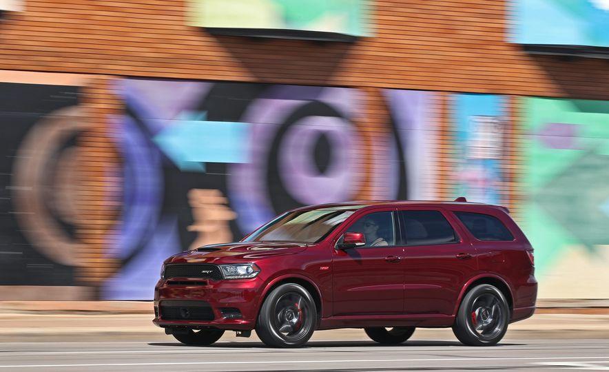 2018 Dodge Durango SRT - Slide 4