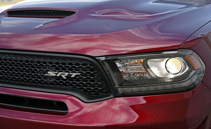 2018 Dodge Durango SRT - Slide 29