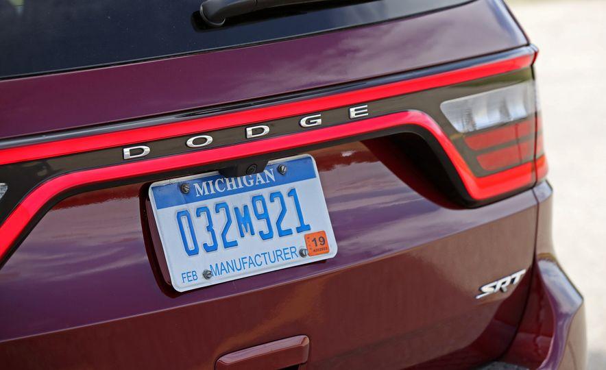 2018 Dodge Durango SRT - Slide 38