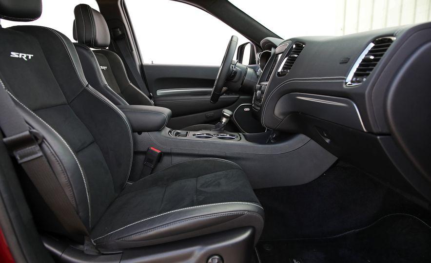 2018 Dodge Durango SRT - Slide 43