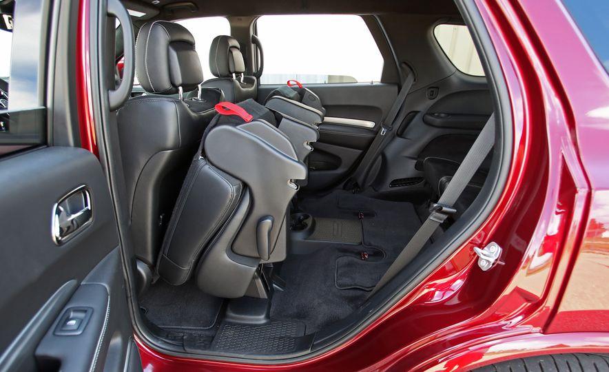 2018 Dodge Durango SRT - Slide 47