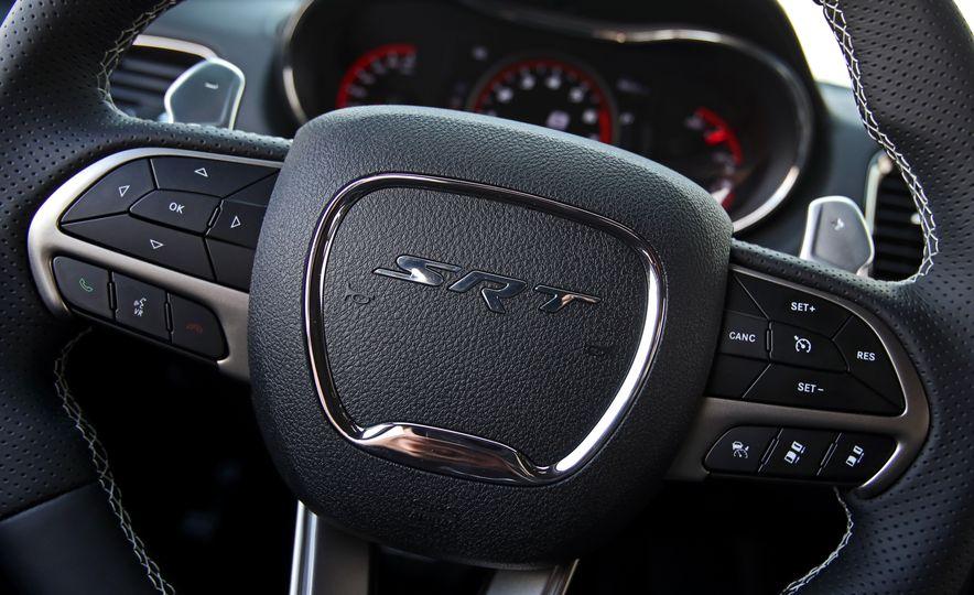 2018 Dodge Durango SRT - Slide 50