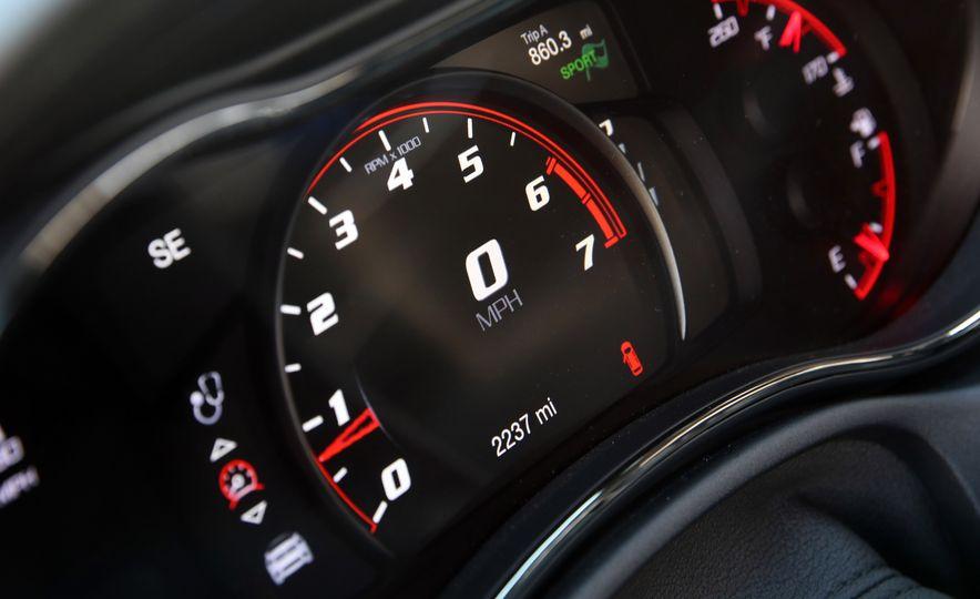 2018 Dodge Durango SRT - Slide 55