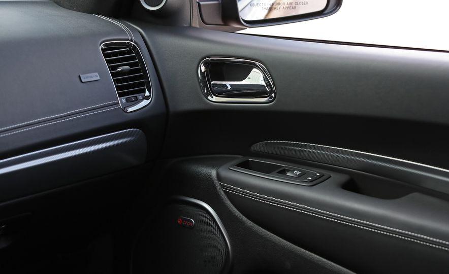 2018 Dodge Durango SRT - Slide 71
