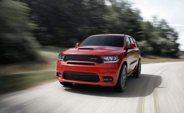 Dodge Durango GT Rallye: Look the Part, Spare the Heart