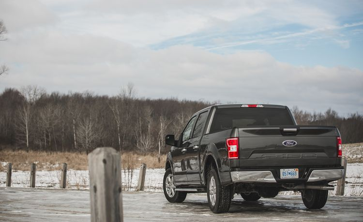 Ford Recalls 1.6 Million F-150 Pickups for Seatbelt Fires