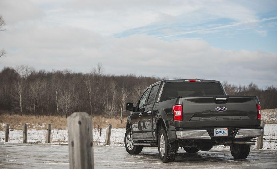 Ford Recalls 1.6 Million F-150 Pickups for Seatbelt Fires