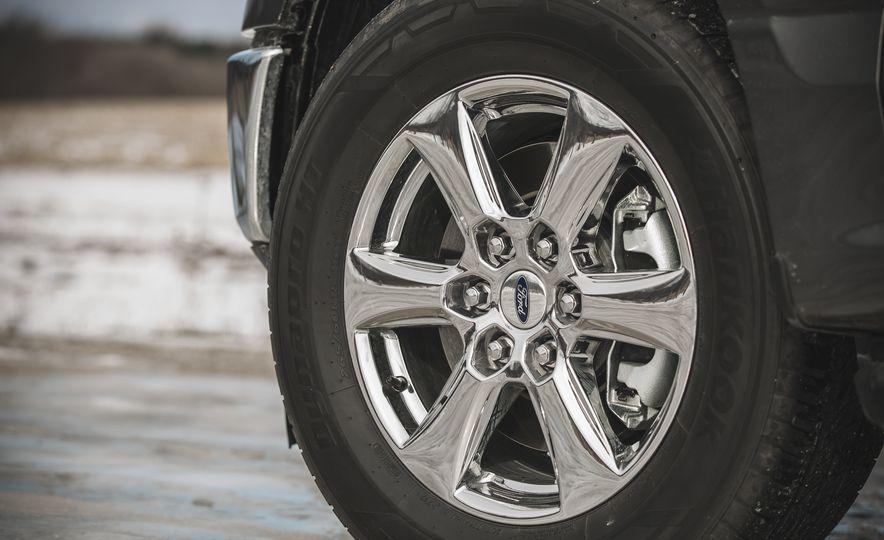 2018 Ford F-150 XLT 4x2 - Slide 20