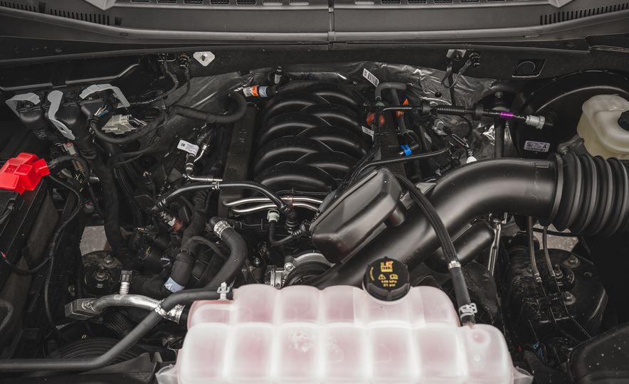 2018 Ford F-150 XLT 4x2 - Slide 53