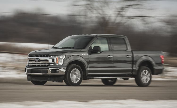 2018 Ford F-150 5.0L V-8 4×2 SuperCrew – Quick Test