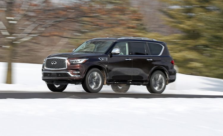 2018 Infiniti QX80 – In-Depth Review