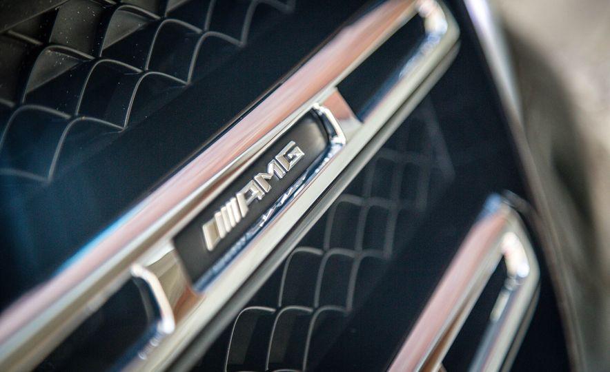 2018 Mercedes-AMG GLS63 - Slide 18