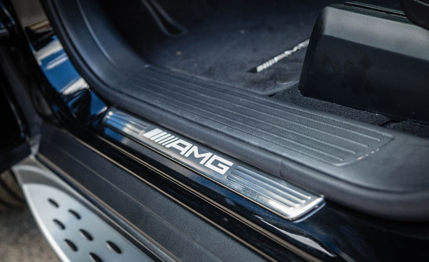 2018 Mercedes-AMG GLS63 - Slide 22