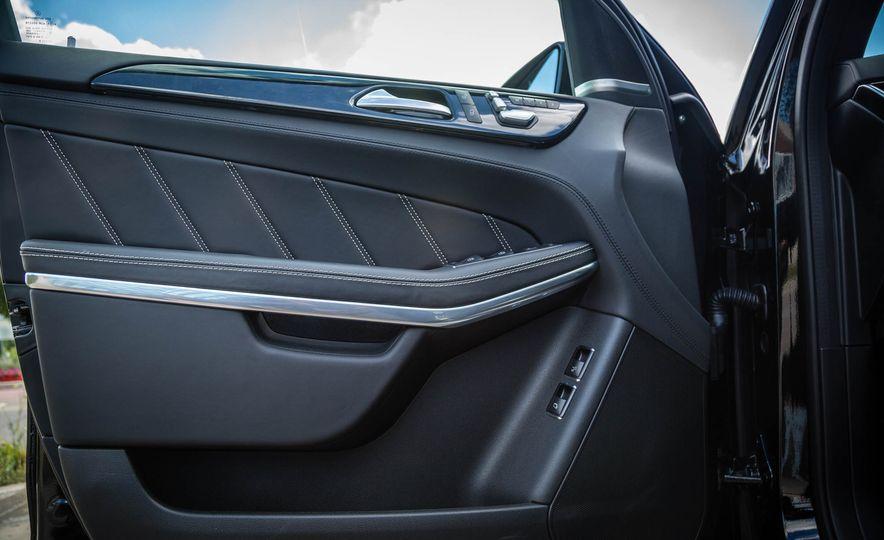 2018 Mercedes-AMG GLS63 - Slide 23