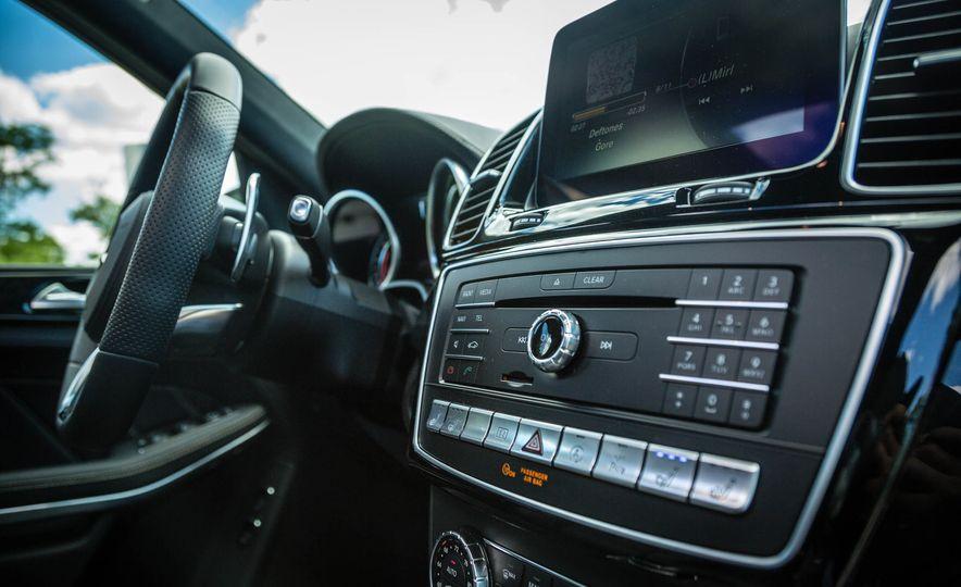 2018 Mercedes-AMG GLS63 - Slide 28