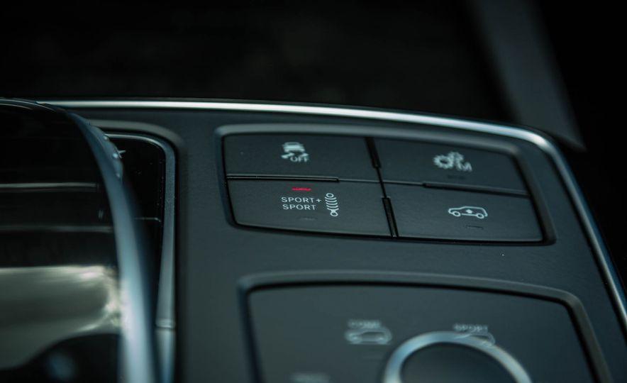 2018 Mercedes-AMG GLS63 - Slide 29