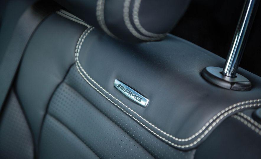 2018 Mercedes-AMG GLS63 - Slide 34