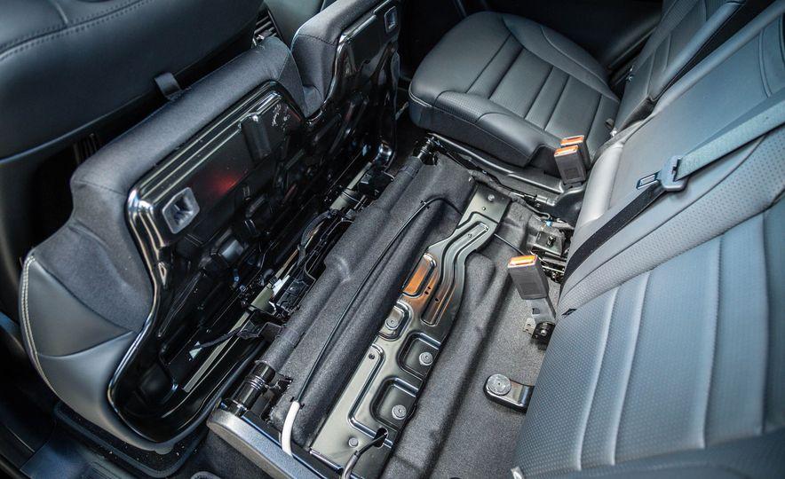 2018 Mercedes-AMG GLS63 - Slide 41