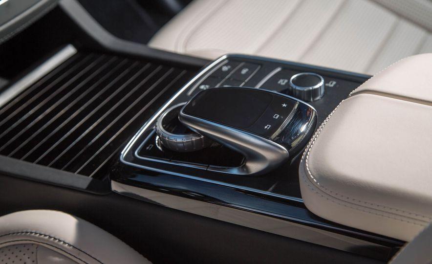 2018 Mercedes-AMG GLS63 - Slide 73