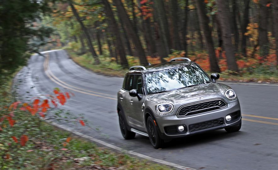 2018 Mini Cooper Countryman S E Plug-In Hybrid - Slide 11