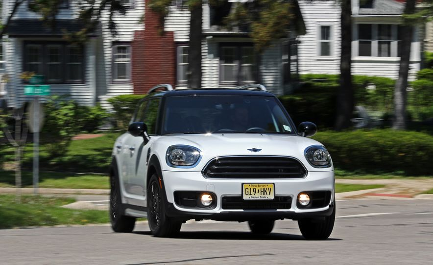 2018 Mini Cooper Countryman S E Plug-In Hybrid - Slide 76