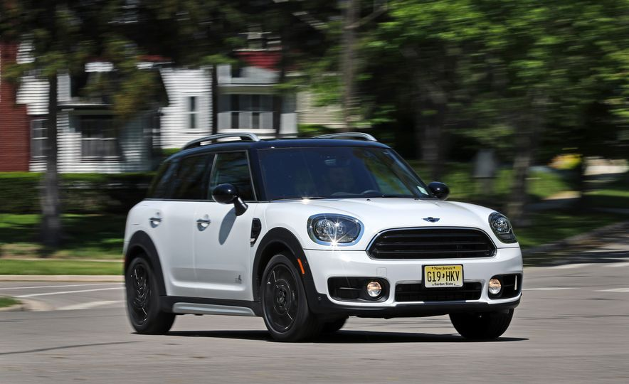 2018 Mini Cooper Countryman S E Plug-In Hybrid - Slide 77
