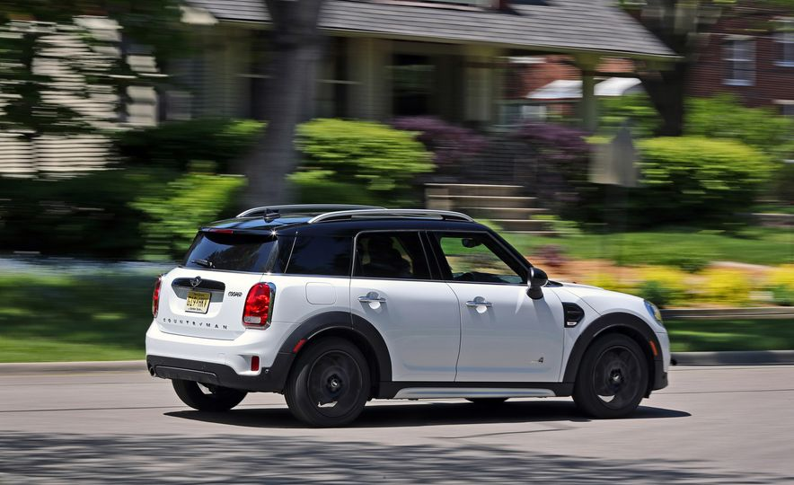 2018 Mini Cooper Countryman S E Plug-In Hybrid - Slide 78
