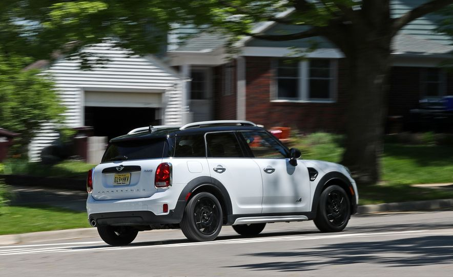 2018 Mini Cooper Countryman S E Plug-In Hybrid - Slide 79