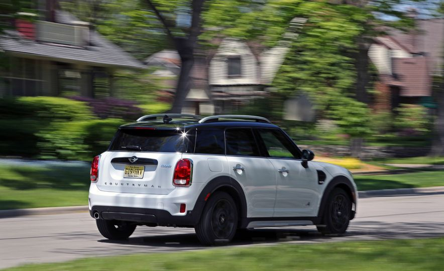 2018 Mini Cooper Countryman S E Plug-In Hybrid - Slide 80