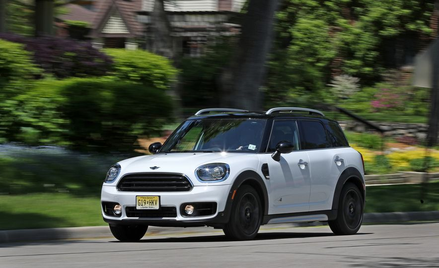 2018 Mini Cooper Countryman S E Plug-In Hybrid - Slide 81