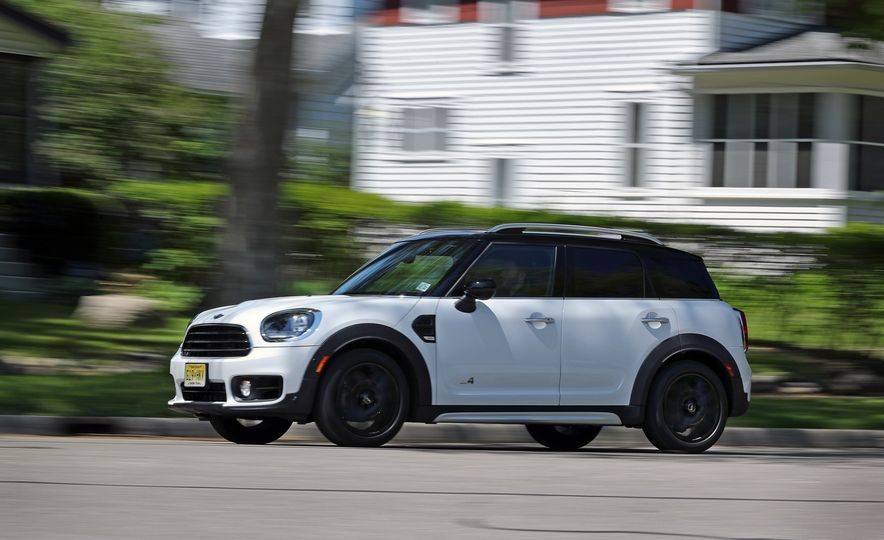 2018 Mini Cooper Countryman S E Plug-In Hybrid - Slide 83
