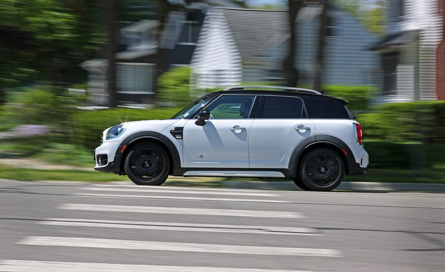 2018 Mini Cooper Countryman S E Plug-In Hybrid - Slide 84