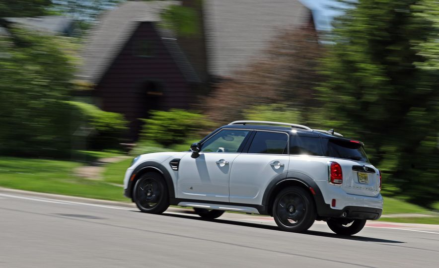 2018 Mini Cooper Countryman S E Plug-In Hybrid - Slide 85