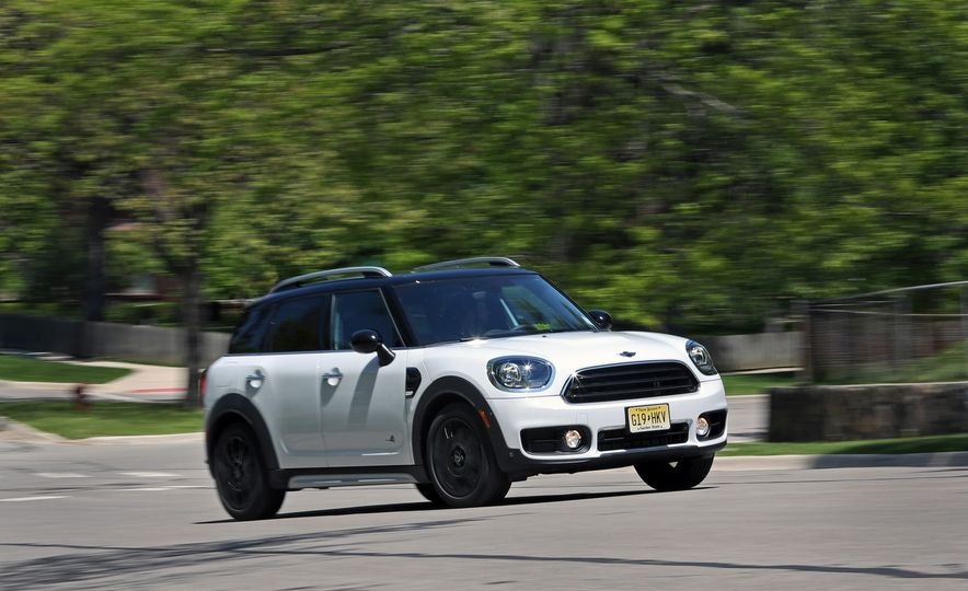 2018 Mini Cooper Countryman S E Plug-In Hybrid - Slide 86