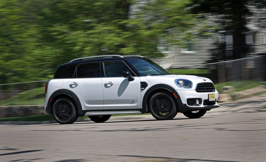 2018 Mini Cooper Countryman S E Plug-In Hybrid - Slide 87