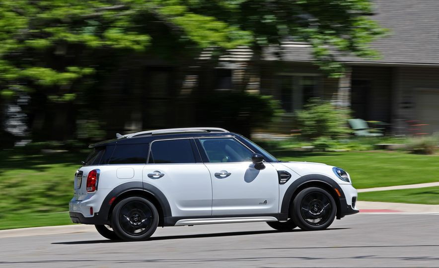 2018 Mini Cooper Countryman S E Plug-In Hybrid - Slide 88
