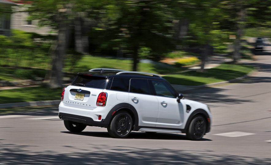 2018 Mini Cooper Countryman S E Plug-In Hybrid - Slide 89