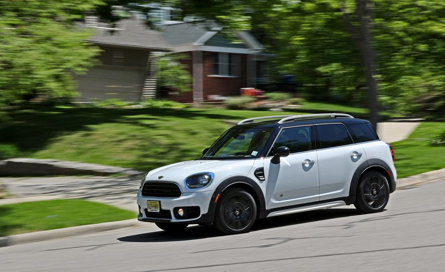 2018 Mini Cooper Countryman S E Plug-In Hybrid - Slide 90