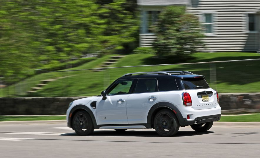 2018 Mini Cooper Countryman S E Plug-In Hybrid - Slide 91