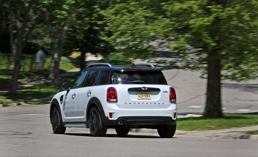 2018 Mini Cooper Countryman S E Plug-In Hybrid - Slide 92