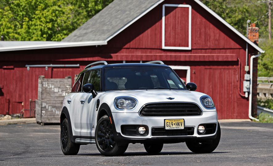 2018 Mini Cooper Countryman S E Plug-In Hybrid - Slide 93
