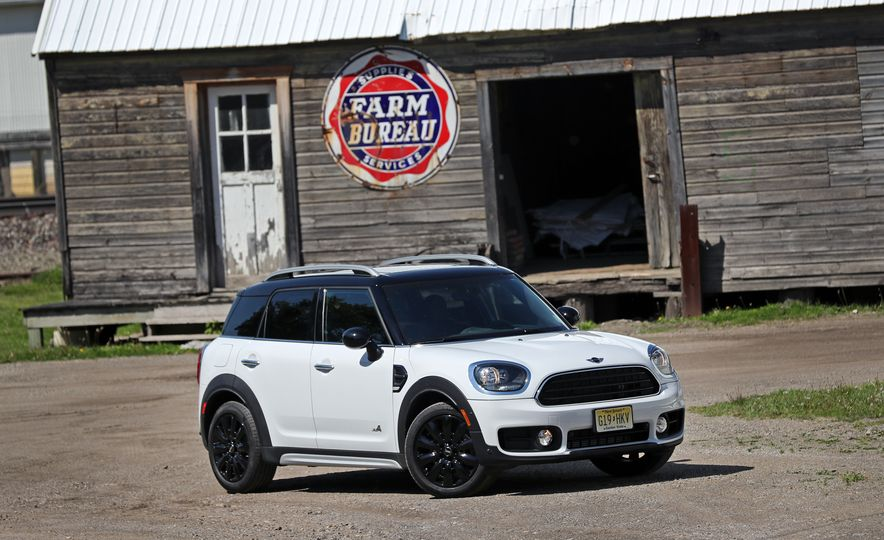 2018 Mini Cooper Countryman S E Plug-In Hybrid - Slide 95