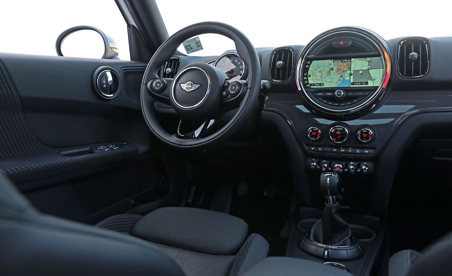 2018 Mini Cooper Countryman S E Plug-In Hybrid - Slide 120