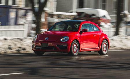 2018 Volkswagen Beetle – Instrumented Test