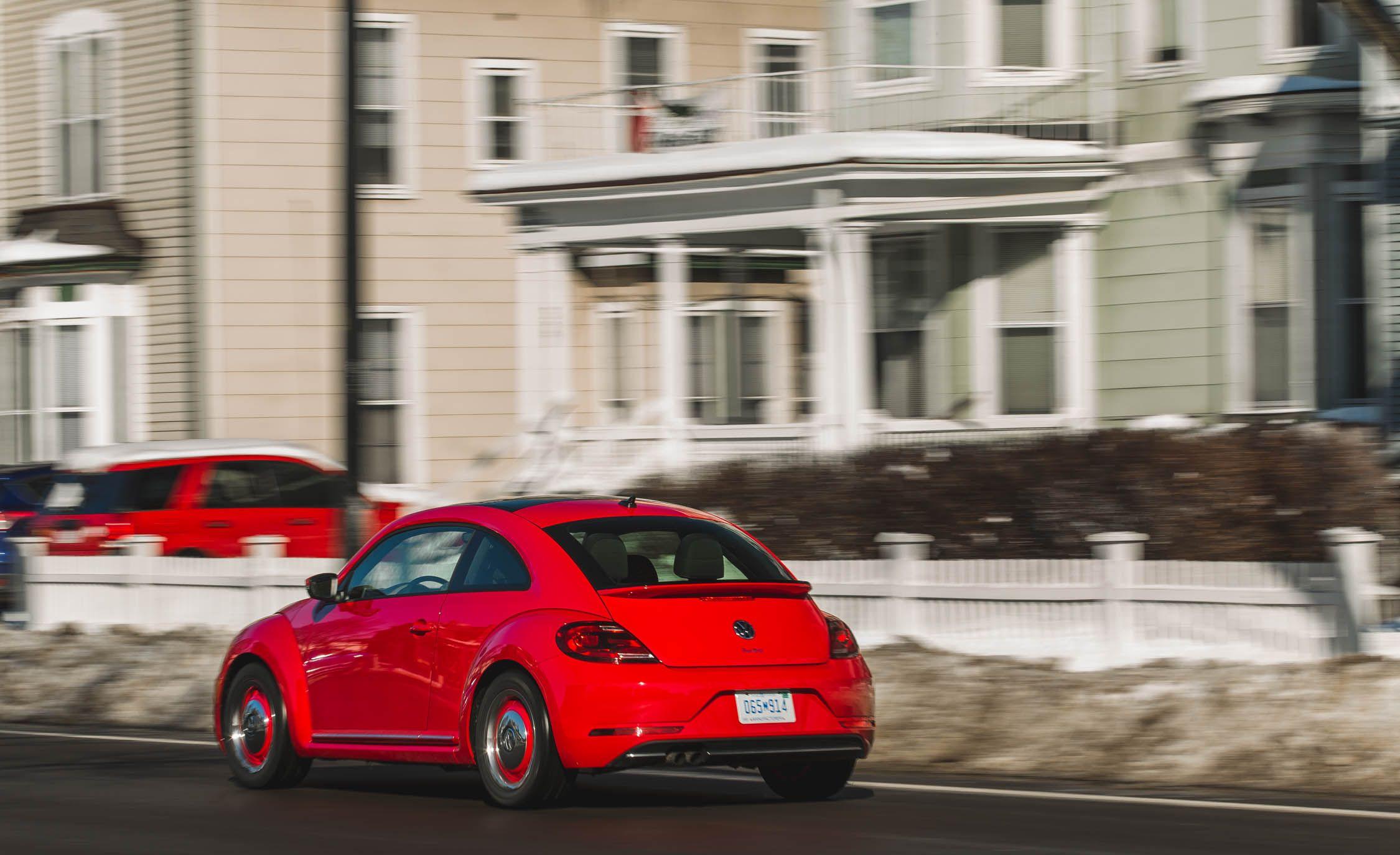 Volkswagen Beetle Reviews Volkswagen Beetle Price Photos And