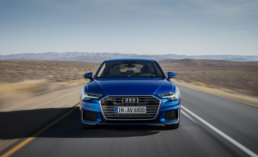 2019 Audi A6 Avant - Slide 1