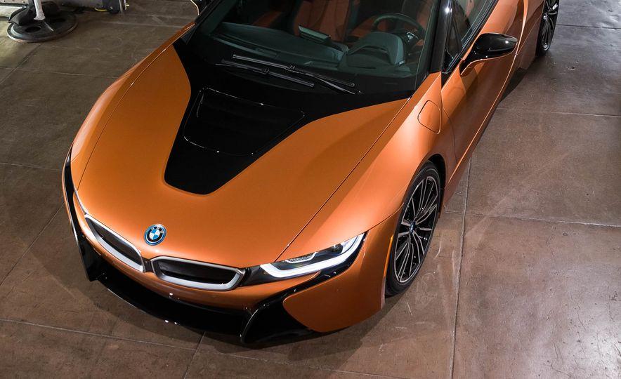 2019 BMW i8 Roadster - Slide 46